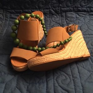 DV by Dolce Vita Sand Wedges (9.5), gently used